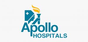 logo of apollo hospitals